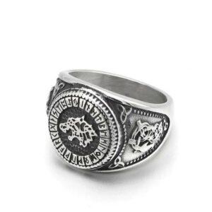 Fenrir Wolf Ring