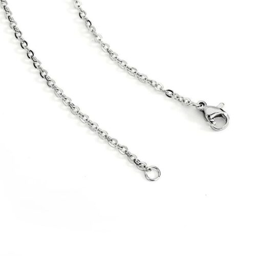 Military Howling Wolf Necklace