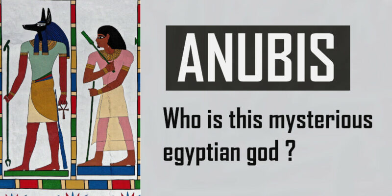 Who is anubis ?