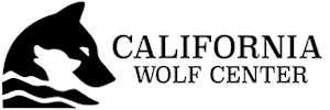 California wolf center logo