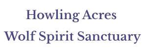howling acres wolf spirit sanctuary arkansas