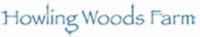 howling woods farm wolf sanctuary logo
