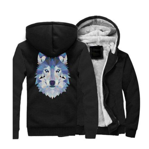 Origami Wolf Jacket