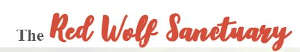 red wolf sanctuary logo