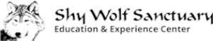 shy wolf sanctuary logo