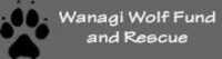 wanagi wolf fund and rescue logo