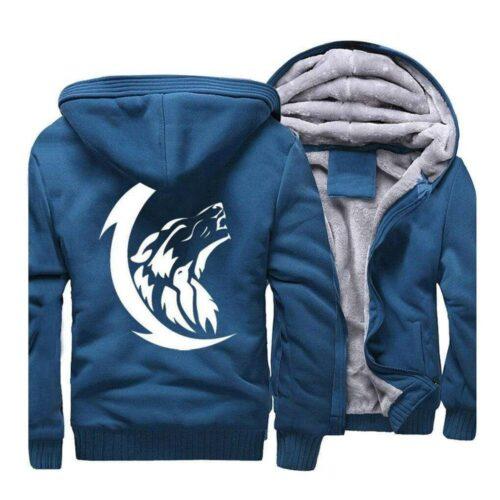 Polar Cold Wolf Jacket