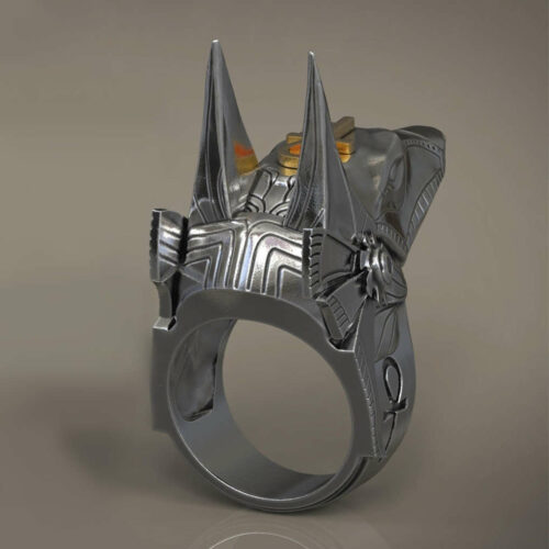 wolf ring death of god